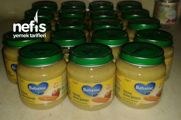 Bebekler İçin Kemik Suyuyla Sebze Çorbası ( 7) Tarifi