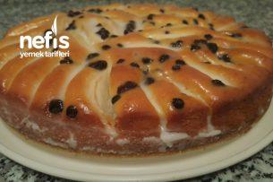 Muhteşem Soslu Elmalı Pasta Tarifi