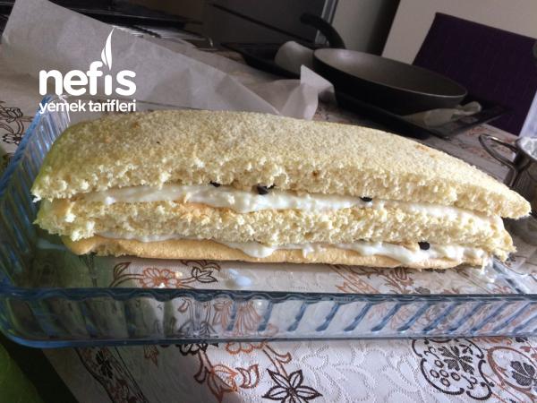 Muzlu Baton Pasta