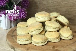 Teremyağlı Scones (İngiliz Çay Çöreği) Tarifi