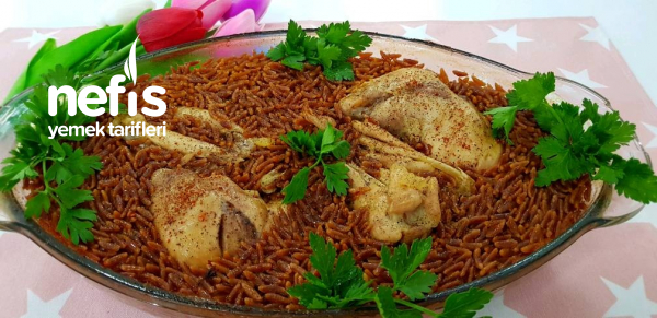 Teremyağlı Fırında Tavuklu Ankara Tava