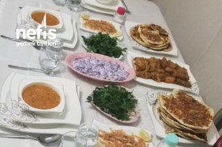 Akşam Yemeği Misafir Ağırlama Tarifi