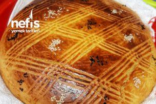 Teremyağlı Sütlü Çörek (külçə \ Südlü Çörək) Azerbaycan Mutfağı (azerice) Tarifi