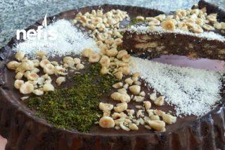 Teremyağlı Mozaik Pasta Tarifi