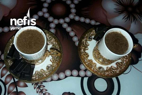 Bol Köpüklü Lezetli Kahvem Tarifi