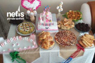 Canım Kızım Minanın 1 Yaş Doğum Günü Tarifi