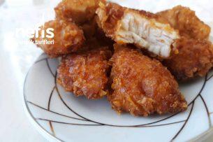 Çıtır Tavuk (Hazıra Gerek Yok Enfes Lezzet Burda) Tarifi
