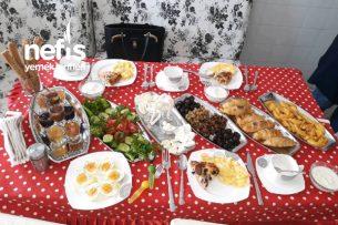 Kahvaltı Sofrası 4 Tarifi