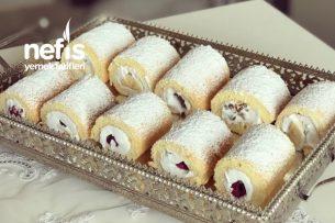 Mini Rulo Pastalar Tarifi
