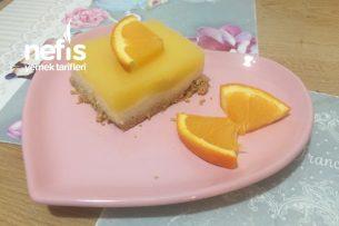 Portakallı İrmikli Sütlü Tatlı Tarifi