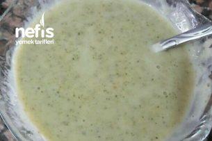 Sebzeli Brokoli Çorbası  12 Tarifi