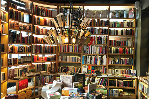 minoa bookstore