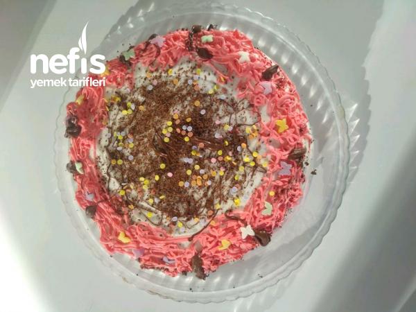 Çikolatalı Yaş Pasta (teremyağlı)