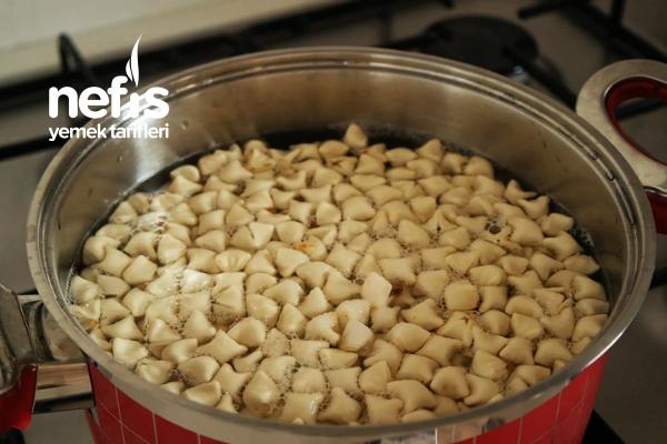 Hazır Mantı Nasıl Pişirilir?