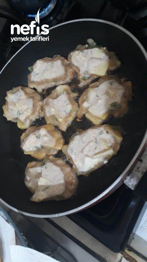 Patatesli Egeli Gıylangı