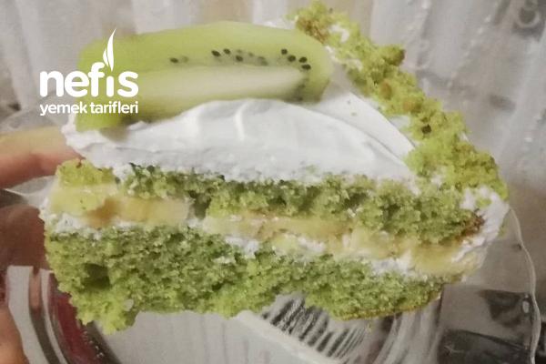 Yeşil Aşkına (Ispanaklı Kek) Tarifi