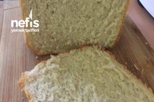 Ekmek Yapma Makinasında Pamuk Ekmek Tarifi