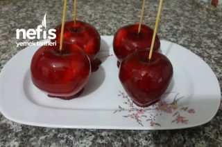 Elma Şekeri (Süper Lezzet) Tarifi