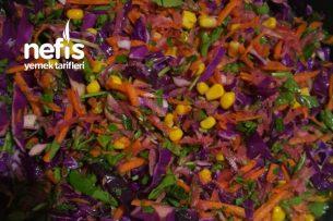 Karışık Renkli Salata Tarifi