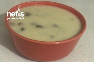 Mantar Çorbası (Nefis Restoran Lezzeti) Tarifi