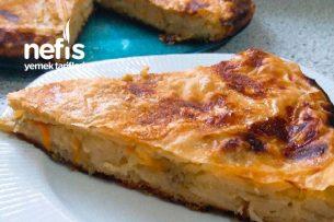 Sebzeli Tava Böreği Tarifi