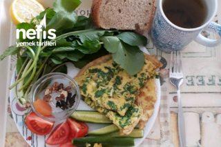 Diyet Kahvaltım Tarifi