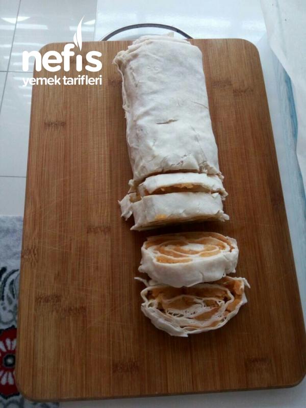 Doyuran Rulo Patatesli Börek
