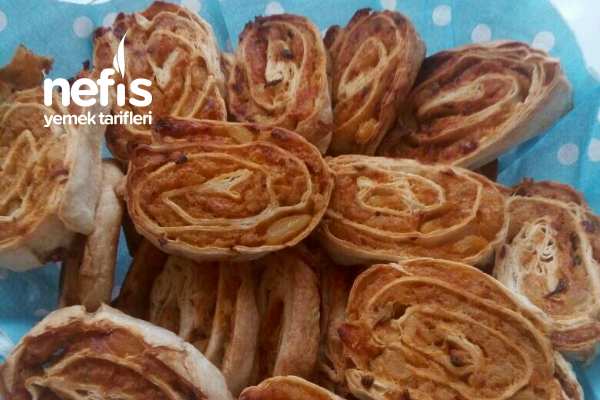 Doyuran Rulo Patatesli Börek Tarifi