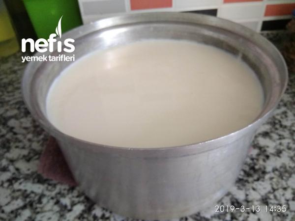 Evde Yoğurt Yapımı(püf Noktalarıyla)