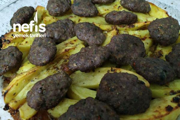 Fırında Patates Köfte ( Püf Noktası İle )