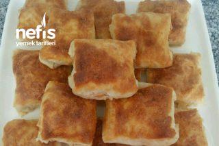 Ispanaklı Patatesli Zarf Börek Tarifi