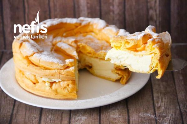 Karpatka Tarifi(polonya'nın Meşhur Pastası)
