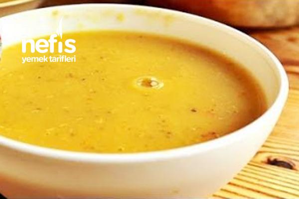 Mercimek Çorbası Tarifi – En Kolay Ve Lezzetli Çorba