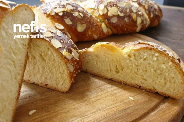 Örgü Çörek (Tatlı Hamur) Tarifi