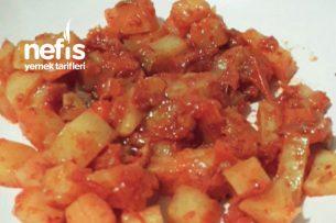 Ozanımın Sade Patates Yemeği Tarifi