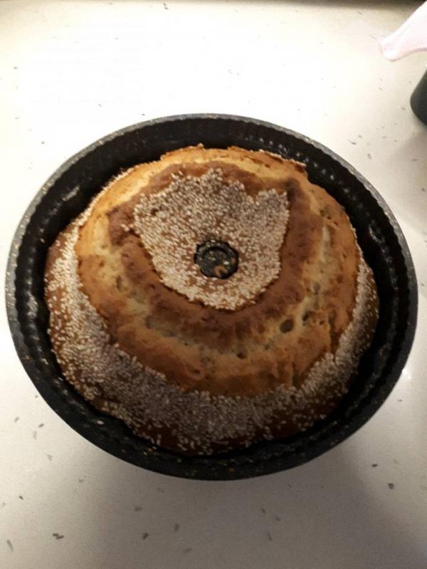 Tarcınlı Cevizli Kek