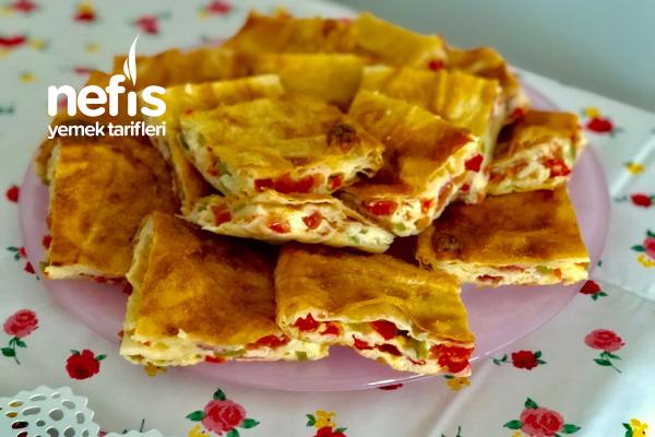 Tepside Nefis Paçanga Böreği