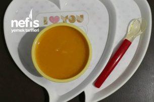 Bebekler İçin İrmikli Sebze Püresi (6+) Tarifi