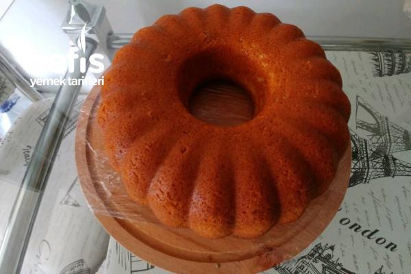 Cevizli Tarçınlı Ve Limonlu Süper Kek Tarifi