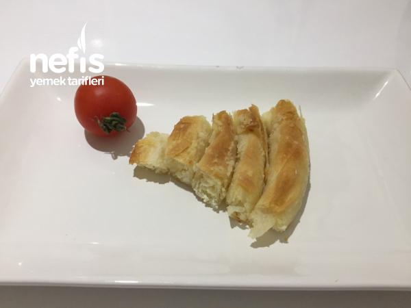 Çıtır Çıtır Peynirli Boşnak Böreği