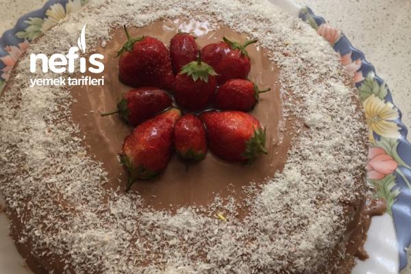 Dünyanın En Kolay Ve Pratik Pastası Tarifi