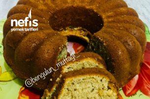 Elmalı Fındıklı Tarçınlı Kek Tarifi