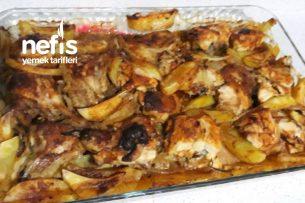 Fırında Kolay Tavuk Tarifi