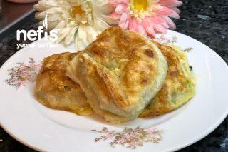 Ispanaklı Gül Böreği (Videolu) Tarifi