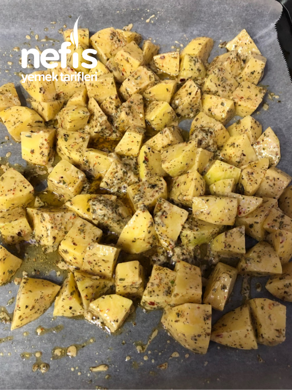 Lezzet Küpü Patates