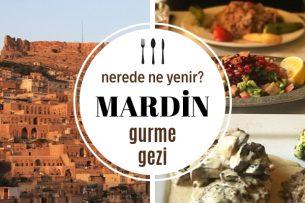 Mardin'de Ne Yenir? Damağınızda İz Bırakacak 10 Yöresel Lezzet Durağı Tarifi