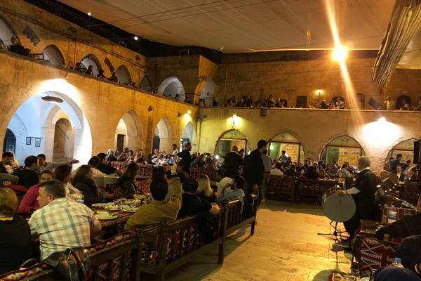 antik sur restaurant mardin