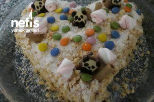 Şipşak Pasta (Çocuklar İçin) Tarifi