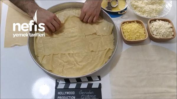 Adana Böreği Nasıl Yapılır Uzayan Peynirli Börek Lezzet Bombası (videolu)