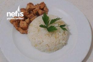 Arpa Şehriyeli Pirinç Pilavı (Yeni Gelinler İçin) Tarifi